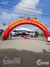 Hàng ngoại giao đất trung tâm Hạ Long - Giá chỉ 10 triệu/m 0866850820