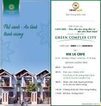 Dự Án Green Complex City tổ chức miễn phí tour du lịch Bình Định.