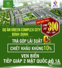 KĐT mới ngay Quốc lộ 1A trung tâm thị xã giá đầu tư