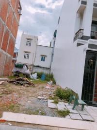 Ngân hàng Sacombank HT thanh lý tài sản đất nền đường Trần văn giàu, Bình Tân
