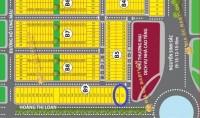 Cần bán đất 3 mặt tiền đường Hoàng Thị Loan - Giá đầu tư - 1% hoa hồng cho môi g