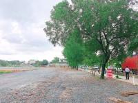 Cần bán đất mặt tiền gần phà Cát Lái, Q2, SHR thổ cư 100%