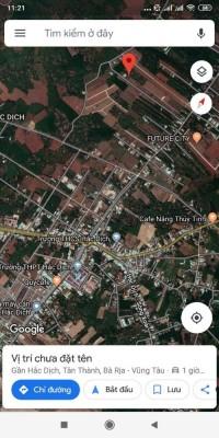 Bán đất Khu phố 1 Hắc Dịch, đường nhựa nhà nước 8m , phân lô 5x30m , 60 thổ cư