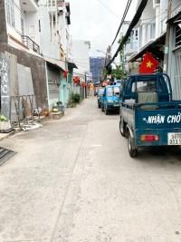 Bán lô đất nền giá rẻ hẻm 994 Huỳnh Tấn Phát, P. Tân Phú, Q7