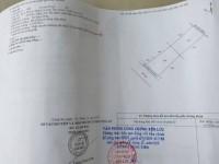 Cần bán đất mặt tiền 818 gần huyện đội Thủ Thừa, Long An chỉ 1.15 tỷ/1000m2