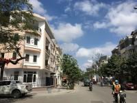 Cho thuê tầng 1- 90m2 làm VP hoặc hiệu thuốc, KĐT Văn Phú, 9 triệu.