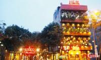 Cho thuê nhà làm nhà hàng phố Nguyên Hồng: 165m2, mặt tiền 15m.