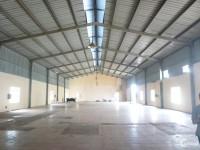 Cho thuê xưởng đẹp mặt QL5A gần TP Hải Dương 1300m2 khuôn viên 3500m2