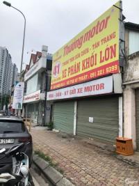 Mặt bằng kinh doanh phố Phạm Ngọc Thạch 70m2