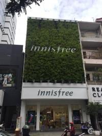 Lô góc 2 mặt tiền phố Tô Hiệu, diện tích kinh doanh 150m2, vỉa hè rộng rãi nhận