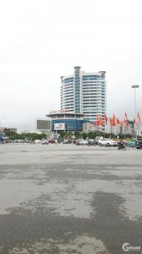 """Mặt bằng """"Lô Góc 2 mặt tiền """"  MT: 40m DT: 380m2/ sàn, nhà 6 tầng phố Lê Hồng Ph"""