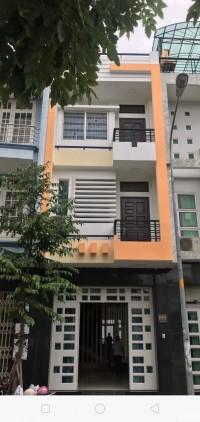 NHÀ CHUẨN ĐẸP !!! Cho thuê nhà mặt tiền đường ngay KDC Lương Định Của, Quận 2