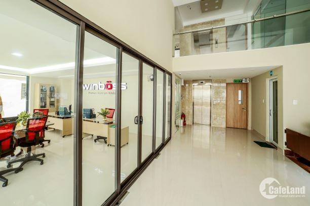 Mặt bằng trệt thuận tiện showroom,văn phòng Đặng Dung,Q.1,DT 60m2-30tr/tháng