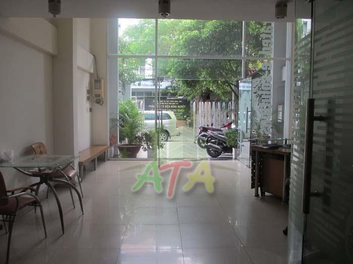 Văn phòng giá tốt đường Trần Khánh Dư,Q.1,DT 40m2-12tr/tháng,LH 0902326080