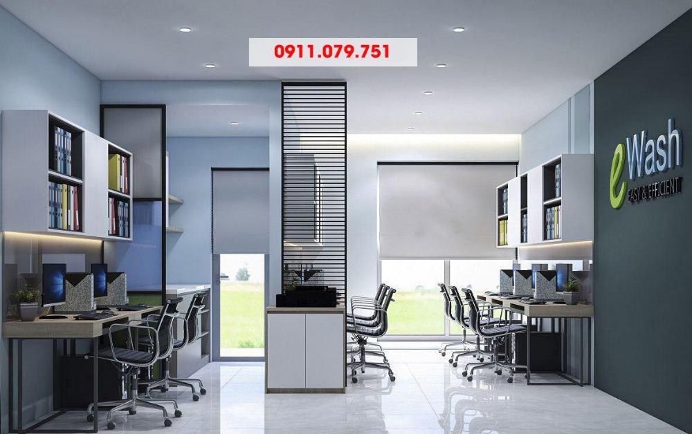 Cho thuê Officetel kết hợp lưu trú tại Golden King, 3 mặt tiền PMH chỉ 12tr