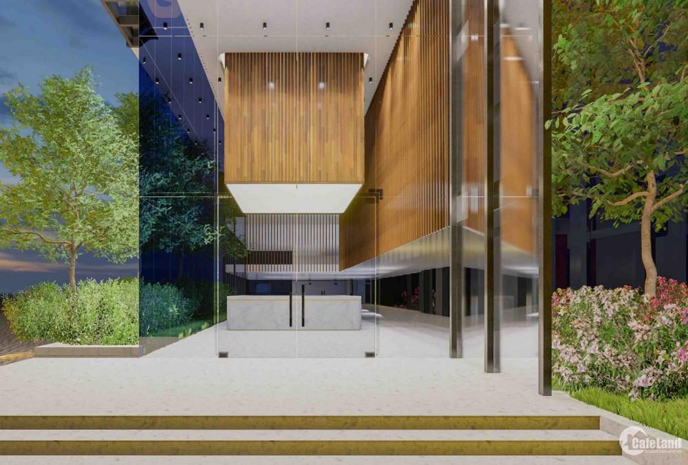 Ngay Hôm Nay Nhận Đăng Kí Quyền Thuê Dài Hạn Dự Án Officetel The Summit Building