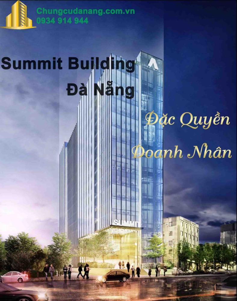 Hỗ trợ 70% Khi Đăng Kí Quyền Thuê Văn Phòng Cho Thuê Hạng A - Summit Building