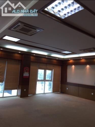 Cho thuê văn phòng DT 115m2, tại 86 Lê Trọng Tấn, khu vực mặt tiền 15m