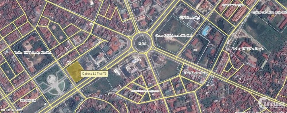 Nhượng lại suất ngoại giao chung cư cao cấp Lotus Central Bắc Ninh