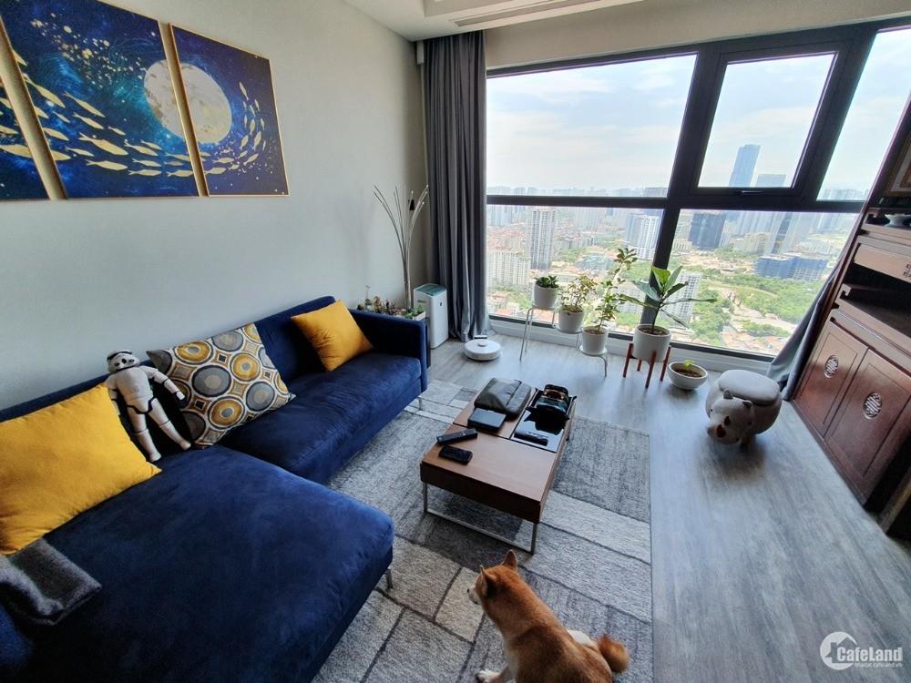 Gấp!Bán căn hộ đẹp 97m2 FLC Cầu Giấy, 3 PN rộng, Full NT cao cấp