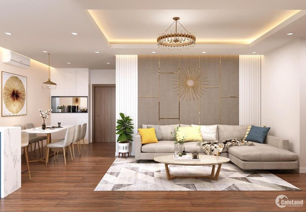 Cần bán căn hộ 2PN chung cư chân cầu Đông Trù, cách phố cổ 15' đi xe, giá mềm