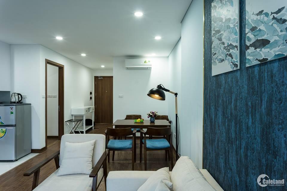 Chính chủ bán căn hộ để ở hoặc kinh doanh- có sổ đỏ tại Hạ Long, 2PN view Vịnh