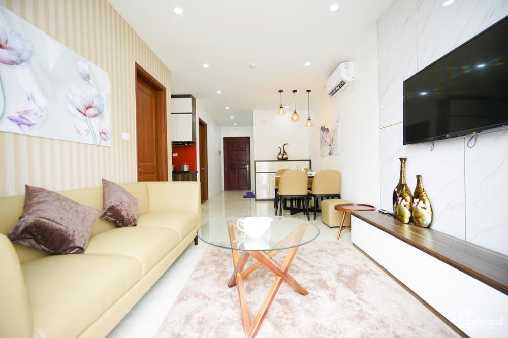 Cắt lỗ căn hộ 2PN2WC New Life Tower, view biển, giá bán: 1.35 tỷ, full nội thất.