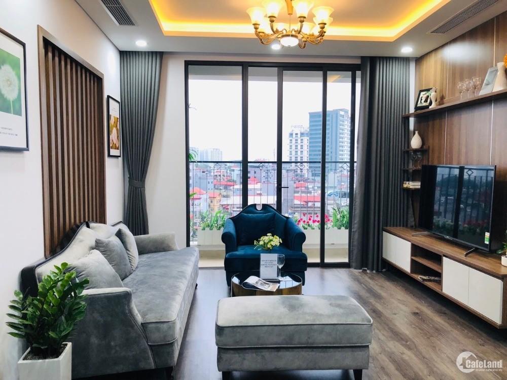 Cần bán căn hộ chung cư cao cấp ngay chân cầu Chương Dương