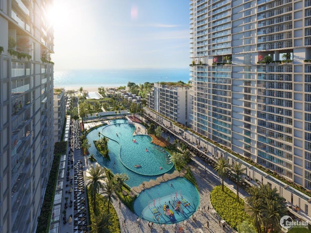 Căn Hộ Aria Đà Nẵng Hotel Resort - Ngay biển Non Nước - giá chỉ 55tr/m2
