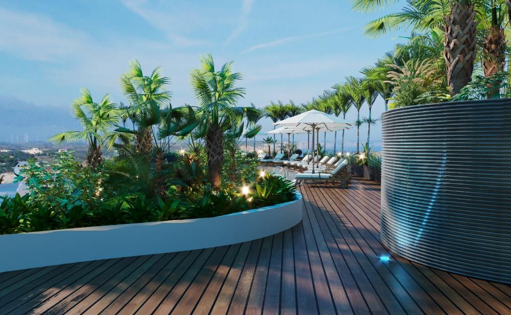 Căn hộ khách sạn chuẩn 5 sao, Nha Trang, ngay Vinpearl, ưu đãi đầu tư