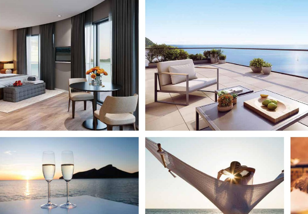 Peninsula Nha Trang, Cam kết lợi nhuận lên tới 250tr/năm, căn hộ 4 mặt biển