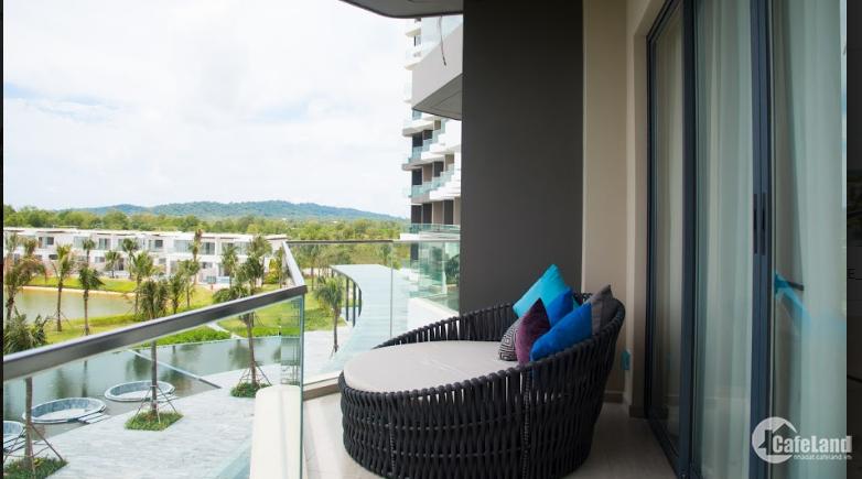 Căn hộ condotel Phú Quốc - tầng cao, view đẹp - giá cả hợp lý