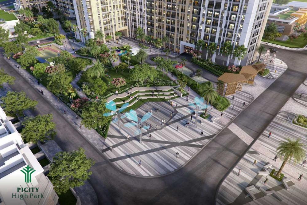 PICITY – Tận hưởng cuộc sống tại căn hộ xanh chuẩn Singapore