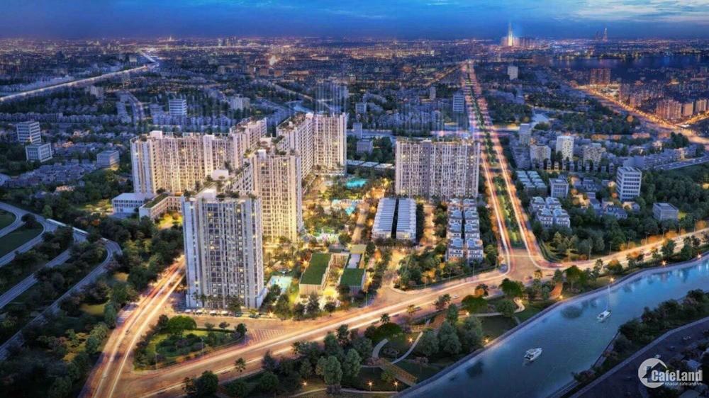 Khu phức hợp Căn hộ cao cấp 4* chuẩn Singapore liền kề Gò Vấp,giá chỉ 450tr(30%)