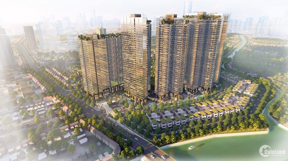 Chỉ với 1,25 tỷ  sở hữu căn hộ thông minh 4.0 Sunshine City, tặng vàng cho KH