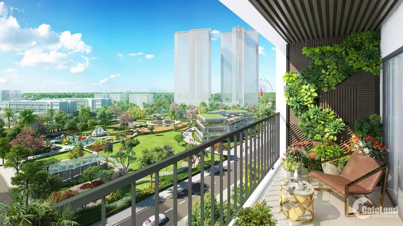 Khu đô thị phức hợp hạng sang - Eco Green Sài Gòn, mặt tiền Nguyễn Văn Linh Q7