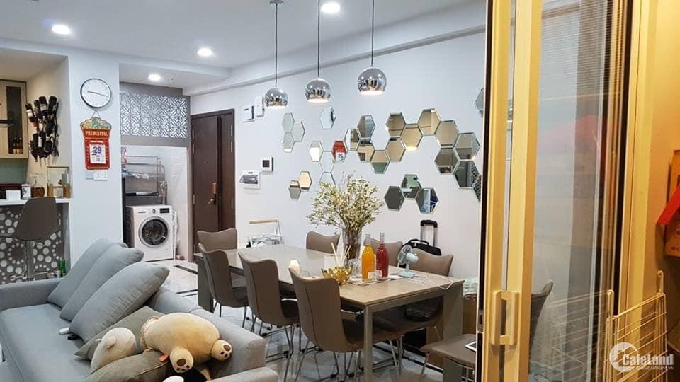 Bán hoặc cho thuê căn hộ 61m2 2 phòng ngủ, bao phí sang nhượng sổ hồng vĩnh viễn