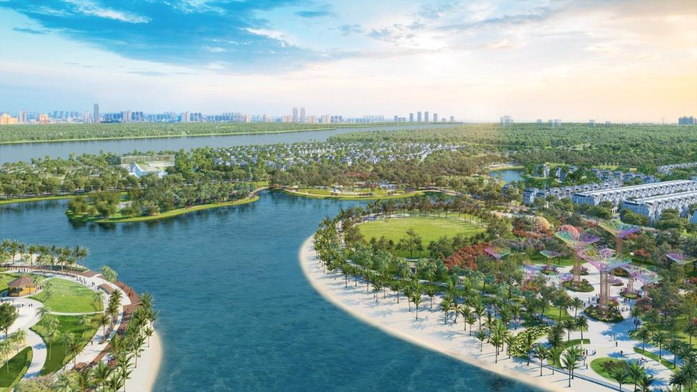 Vinhomes Grand Park ( vinhomes Q.9 ) , đại đô thị đẳng cấp thế giới, ra mắt GD2