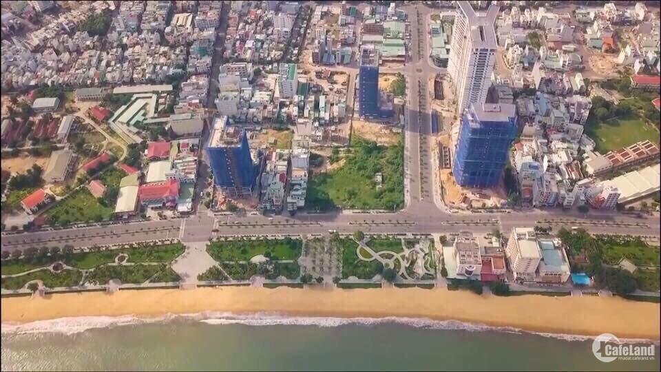 căn hộ nghĩ dưỡng tại tp biển Quy Nhơn  100% view biển ck 1-18% giá chỉ 1 tỷ 8