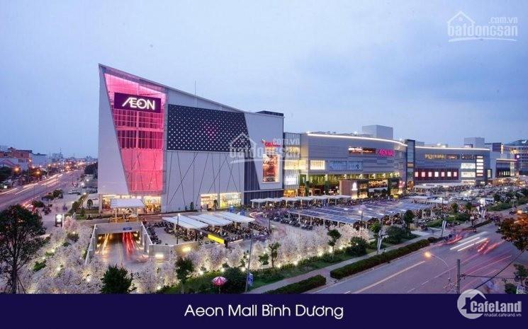 Nhà Phố Alva Plaza - Shophouse liền kề AEON Mall Bình Dương