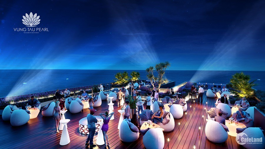 Mở bán 50 căn cuối cùng giá đợt 1 Vũng Tàu Pearl, cách Biển 150m