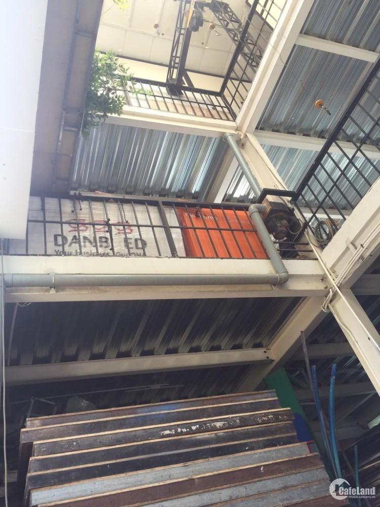Bán gấp xưởng đang hoạt động tại Huỳnh Tấn Phát, Nhà Bè, giá tốt