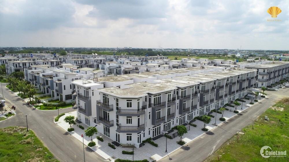 Khu Đô Thị Bella Villa Không gian sống cho gia đinh Việt