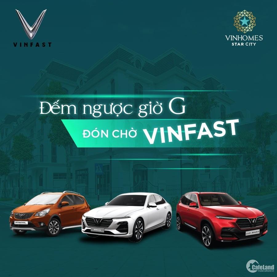 Chương trình giá tốt Vinhom Star city Thanh Hóa