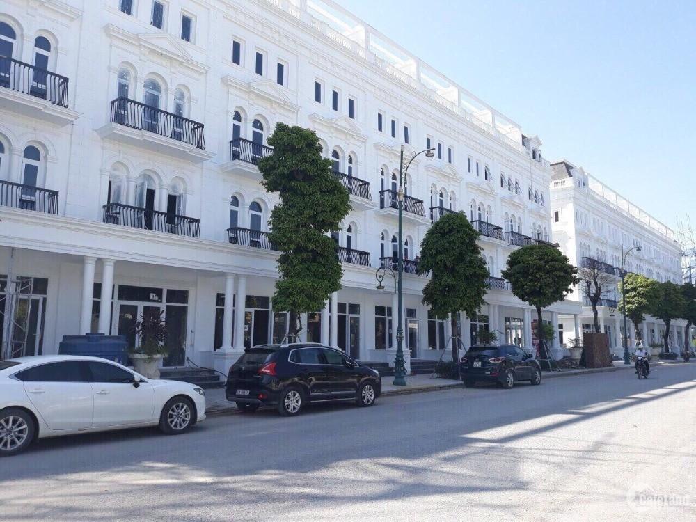 Bán shophouse mặt đường 70 mở rộng dự án Louis city Đại Mỗ giá đầu tư