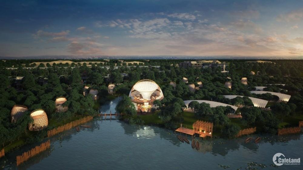 Ngôi nhà thứ hai ngay tại mặt biển Vũng Tàu nguyên sơ cho gia đình bạn, Lagoona