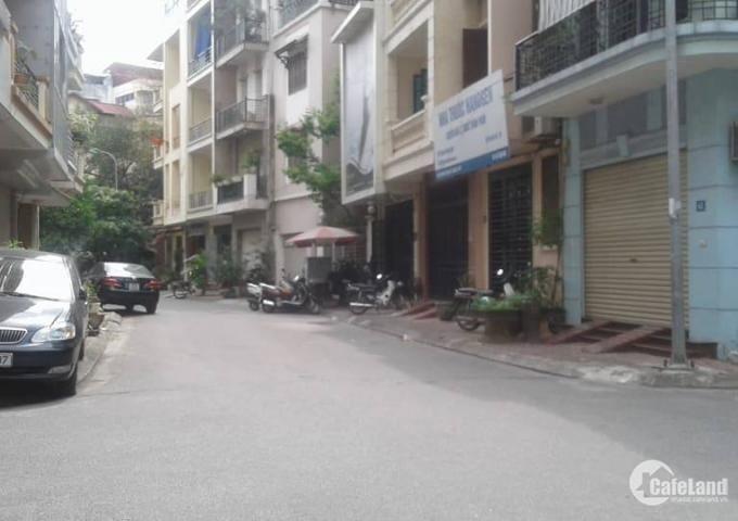 Bán nhà phố Thái Hà 224m2 giá 26 tỷ, MT 7m, ngõ ô tô tránh, kinh doanh sầm uất