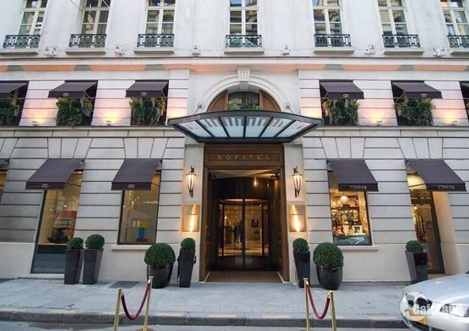 Bán nhà liền kề làm khach sạn mini 16 phòng giá 10,2 tỷ