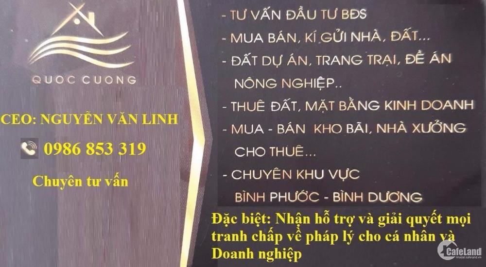 Cần bán GẤP Nhà hàng ẩm thực Đông Nam Bộ  có diện tích 2.038 m2 giá CỰC HÓT