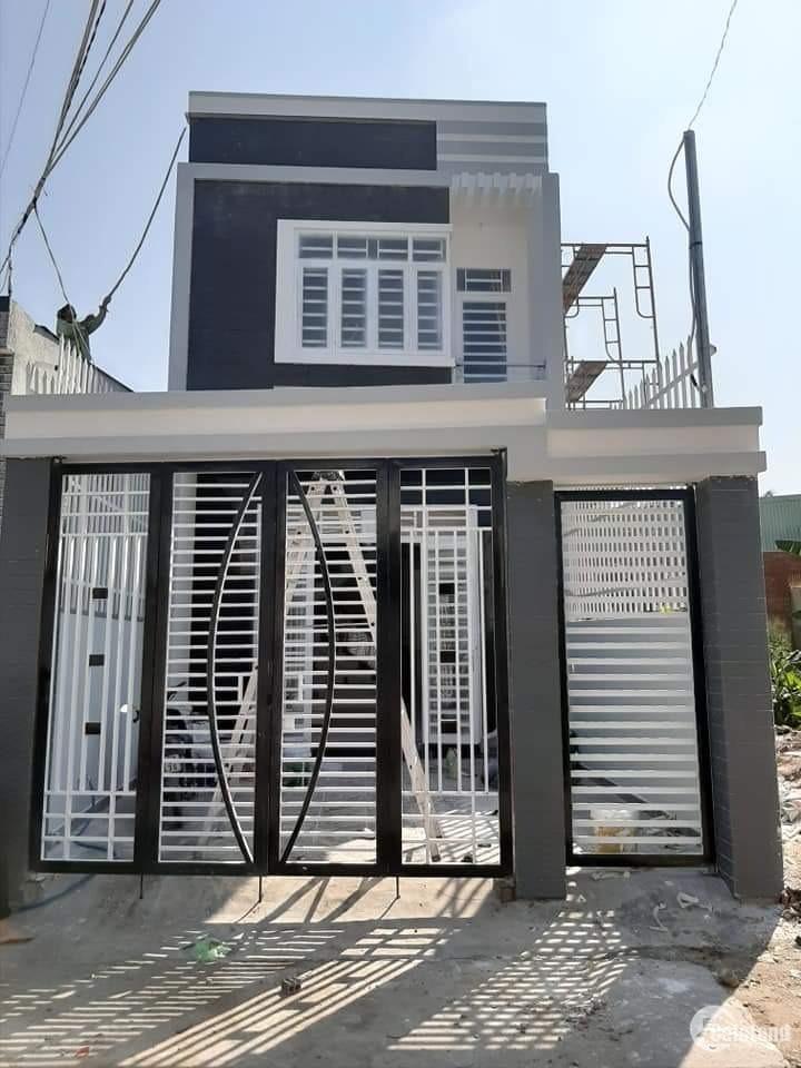 Bán nhà sổ riêng 1 lầu 1 trệt mặt tiền hẻm kp3 Trảng Dài Biên Hòa.